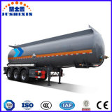de 45cbm 3-Axle do petróleo do depósito de gasolina reboque Semi