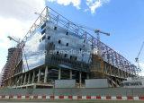 Progetto resistente poco costoso della struttura d'acciaio di /South Africa del workshop