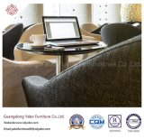 Los muebles del restaurante con el sofá del restaurante de la tela fijaron (nuevo C)