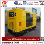 генератор 32kw/40kVA молчком промышленный Yangdong тепловозный с Ce ISO (8-50kW)
