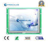 '' module du TFT LCD 5.6 avec l'écran tactile de Rtp/P-Cap pour l'industrie du commerce au détail