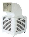Dispositivo di raffreddamento di aria evaporativo industriale del sistema di raffreddamento del grande di aria del volume tetto industriale della stanza 18000m3/H