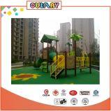 Equipo al aire libre del patio con la certificación del TUV para el parque y la escuela (modelo: OP-HF0105)