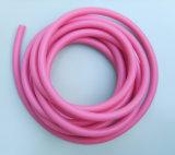 Personalizzare i tubi naturali variopinti degli elastici del lattice di lunghezza medici