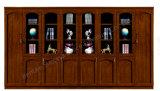 현대 나무로 되는 사무실 Furniturefile 채우는 내각 & 책장 (BL-W034)