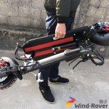 Vento de 2 rodas a motor duplo Rover rebatimento eléctrico aluguer