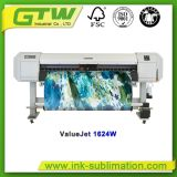 Impressora larga do formato de Mutoh Valuejet 1624W para a impressão do Sublimation