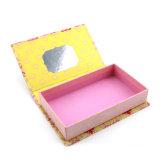 Großhandelsbuch-Form-Luxuxfarben-Geschenk-verpackendes Papierkasten #Paperbox