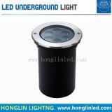 Fußboden-im Freien Tiefbaugarten-Licht der Qualitäts-6W LED