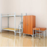 鉄の寝室のホステルのための大人の二段ベッドの安く快適な二段ベッド