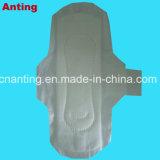 Tovaglioli sanitari dell'anione di sanità delle donne/rilievi sanitari cotone superiore/signora asciutta assorbente igienico della superficie della maglia