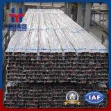 Superficie pulida decoración de los tubos de acero inoxidable de grado Tubo 201 304 316