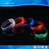 Hot Sale contrôlé à distance activé son bracelet LED personnalisé
