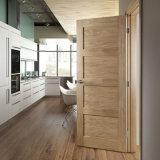 Portello scorrevole del MDF con impiallacciatura di legno per la villa della stanza