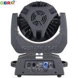 De LEIDENE gbr-Wl3641 36X10W RGBW Was die van het Gezoem HoofdLicht bewegen