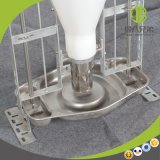 Bonne qualité de câble d'alimentation de prix bas circulaire sec et humide de matière plastique
