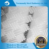 ASTM hl 304 Edelstahl-Blatt-für Aufzug-Umhüllung