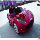 O passeio o mais novo do carro elétrico das crianças no carro do controlador
