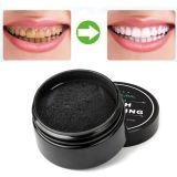 Die organischen Zähne, die Produkte weiß werden, betätigten die Holzkohle-natürlichen Zähne, die Puder weiß werden