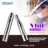 De Droge Sigaret van uitstekende kwaliteit van het Ontwerp E van de Grootte van de Zak van het Kruid Seego Gladde met het Systeem van de Filtratie