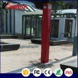 Tour de téléphone sans fil de téléphone de service public de station de cabine téléphonique