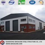 Sinoacmeは金属フレームのオフィスビルを組立て式に作った