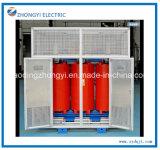 Transformateurs électriques secs de série de Scb de matériel de distribution d'énergie