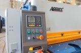 Accurlのブランドのカットシートメタ版のための油圧金属の打抜き機QC12y-4X4000 E21