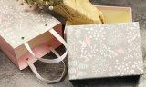 Caja de cartón para regalos de San Valentín, el cuadro de Chocolate