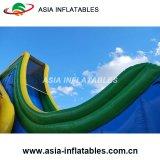 商業高品質巨大で膨脹可能な水スライド