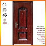 Le transfert de la porte principale en acier bruni avec papier Honeycomb