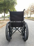 Plegable, sillón de ruedas del desbloquear rápido