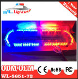 Stroboscopio d'avvertimento Lightbar del volante della polizia Emergency dei 72 LED