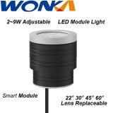 옥외 점화를 위한 변하기 쉬운 힘 2~9W Samsung LED 모듈 스포트라이트