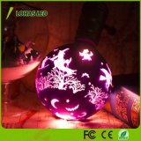 Не Dimmable G125 греет белый шарик глобуса 2700K E26 1.4W СИД для партии праздника