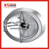 Yaa Model Stainless Steel Ss304 Sanitária Outward Round Pressure Manway