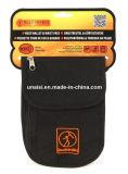 Foldable 여행 여권 조직자 부대 주머니 목 지갑을 막는 RFID