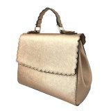 LC-027 Hot Sale Eco Friendly sac bandoulière en cuir Saffiano Designer femmes sac mode Décoration Laciness Mesdames Handbag (ODM/OEM) 2018