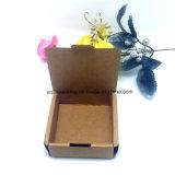 Vakje van de Zeep van het Document van het Ontwerp van het Kunstwerk van diverse Keus van de Kleur het Mooie Vrije Verpakkende (JP-box120)