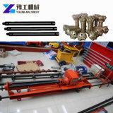 Transmisión neumática completa 4kw de montaje en máquina de plataforma de perforación DTH