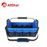 Tote pieghevole dello strumento della valigia attrezzi del sacchetto dell'appaltatore di migliore qualità