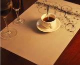 Silikon-Gummi-Nahrungsmittelgrad-Tisch-Matte, Placemat mit Drucken