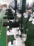 Microscópio de lâmpada de régua Ophthalmic da ampliação da lâmpada dois da régua