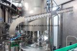 Automatische het Vullen van de Zuiger van de Sojaolie van de Pinda van de Olijf van de Fles van het Huisdier Eetbare Vloeibare het Afdekken Machine
