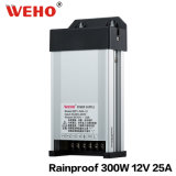 12V 25A 300W IP53 LED Rainproof AC/DC-300-12 WFY (alimentation)
