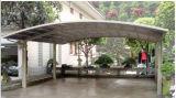 Toldo de aluminio del Gazebo de la pérgola de los pabellones del patio de la cubierta