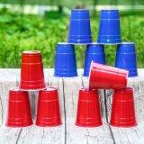 Einfache Art PS höhlt Plastikwegwerfcup-Kremeis-Cup