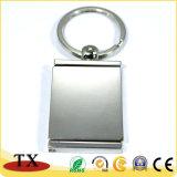 Catena chiave del metallo del blocco per grafici portatile della foto con il coperchio