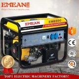 generadores de la gasolina 6kVA de la fábrica de la maquinaria del generador Top1