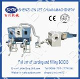 Oreiller de cardage Fibre / Machine de remplissage